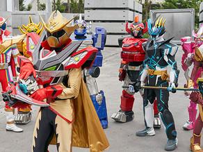 "Kikai Sentai Zenkaiger Episode 20!: ""Swordsmen and World Pirates. A brother's oath."" Episode Guide"