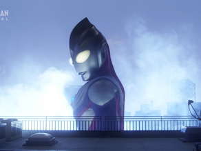 """Ultraman Trigger: New Generation Tiga - Episode 9 """"The Wings of That Day"""""""