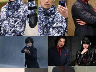 Kamen Rider MetsubouJinrai Spin-Off Pics Leaked: Evil Vulcan & Valkyrie?, Fuwa, Yua & Azu Confirmed