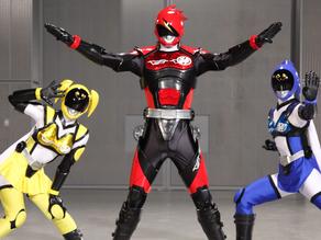 Akibaranger Sentai Gear To Appear in Superhero Senki