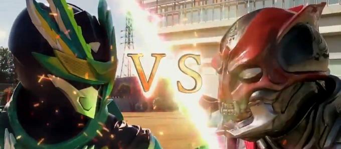 Kamen Rider Kenzan Vs Desast: Mortal Kombat?