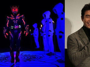 Zero-One the Movie Staff Speak → Eden's Motif is Human, Hideaki Ito Himself Wanted to Appear & more