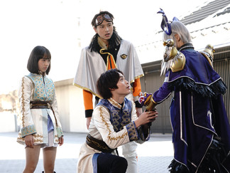 Kiramager Vs Ryusoulger Movie Stills: Canalo Hits on Yodonna, Yodonna Steps on Cleon & more