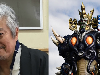 Kazuhiro Yamaji Finishes His Role of Emperor Yodon in Kiramager TV Series
