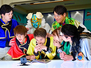 "Mashin Sentai Kiramager Episode 32: ""Got stuck to Sayo?"" Episode Guide"