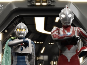 Ultraman Ribut & Sora Focused Galaxy Rescue Force Voice Drama Announced