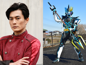 Meet Kamen Rider Durandal: Reika Shindai's Elder Brother