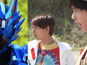 Superhero Senki + Kamen Rider Vulcan & Valkyrie 15 sec Trailers