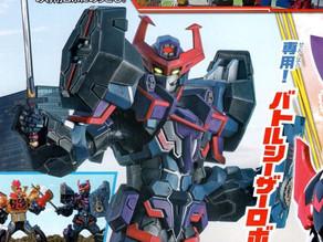 Zenkaiger Scans: Staceaser's Battle Ceaser Robo, TwoKaizer Shinken & Ohran Form, TwoKai-Oh & more