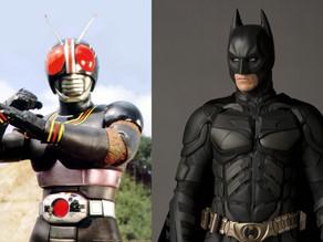 Shinichiro Shirakura Compares Kamen Rider BLACK SUN with Dark Knight Trilogy