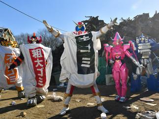 """Kikai Sentai Zenkaiger Episode 6!: """"Unpleasant and Incomprehensible Garbage Treatment!"""" Synopsis"""