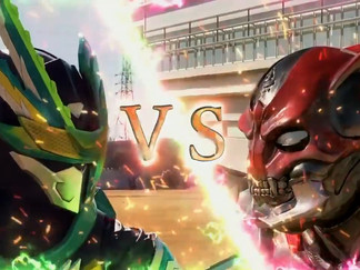 Desast Vs Kamen Rider Kenzan Extended Cut To Be Included In Blu-ray Release
