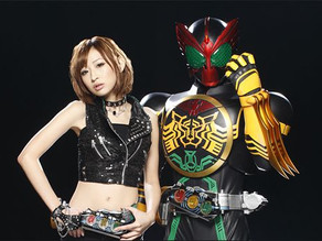 Hitomi Isaka (KRGS) Requested Toei Producer To Do Something for Kamen Rider OOO 10th Anniversary