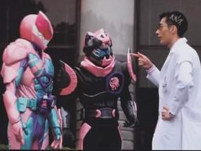 Kamen Rider Revice Scans: Details on Vistamps, George's Dad & Rex Deadman