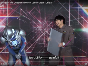 Ultraman Z Reuploads Comes with Additional New Footage