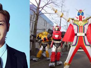 Ultraman Dyna Takeshi Tsuruno Performs the Theme Song of Zenkaiger: Next He Wants To Do Kamen Rider