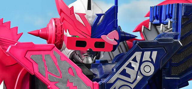 "Kikai Sentai Zenkaiger Episode 10!: ""Whether it's Day or Night, it's Blue Sky!"" Episode Guide"