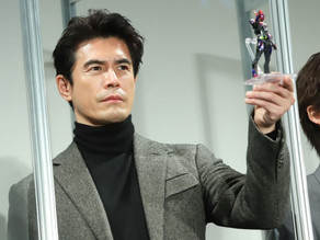 TAMASHII NATION 2020 Opening Ceremony: Hideaki Ito Expresses His Happiness Seeing KR Eden Figure