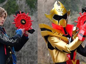 Meet Zox / TwoKaizer + New Image of Shinken & Ohran Form