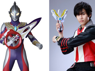 Ultraman Trigger News: Forms, Weapon, Henshin Item, Human Host & Actor