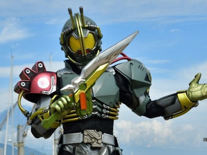Kamen Rider Abaddon's Designer Reveal They Designed a Raider Instead of Rider Due to Mishap in Names