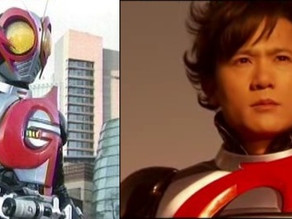 DEBUNKED - Kamen Rider G Filming Spotted: Sequel in Works as Part of Kamen Rider 50th Anniversary?