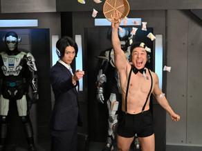 Fukkinhokai Taro, Lawyer Bingo, Mashiro-chan To Reprise in Zero-One the Movie! +100% Additional Cast