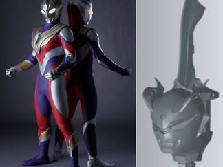 Ultraman Trigger's Final Form Weapon is Ultraman Zero Sword?: Leak from Chinese Source