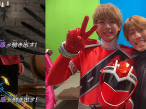 Kiramai Red's Suit Actor - Shigeki Ito To Be Suit Actor of Saber's Last Rider?
