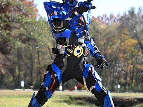 First Look: Kamen Rider Vulcan Lone Wolf - Fuwa Uses Zero-One Driver