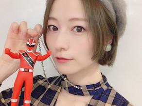 Sakura Miyajima (Biggest Super Sentai Celeb Fan) Announces Successful Endometriosis Surgery