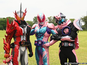 """Kamen Rider Saber Special Issue: """"When the new page opens,"""" Episode Guide"""
