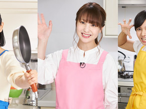 Super Sentai Heroines Return For A Special YouTube Cooking Show