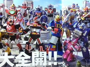 Scan: Past Sentai Robos to Fight Against Zenkaigers