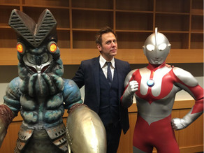 James Gunn Reveals He Is Excited for CG Animated Ultraman Feature Film