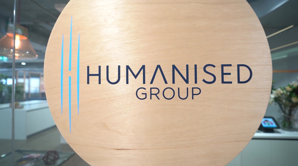 Chris - Working at Humanised with Logo.m