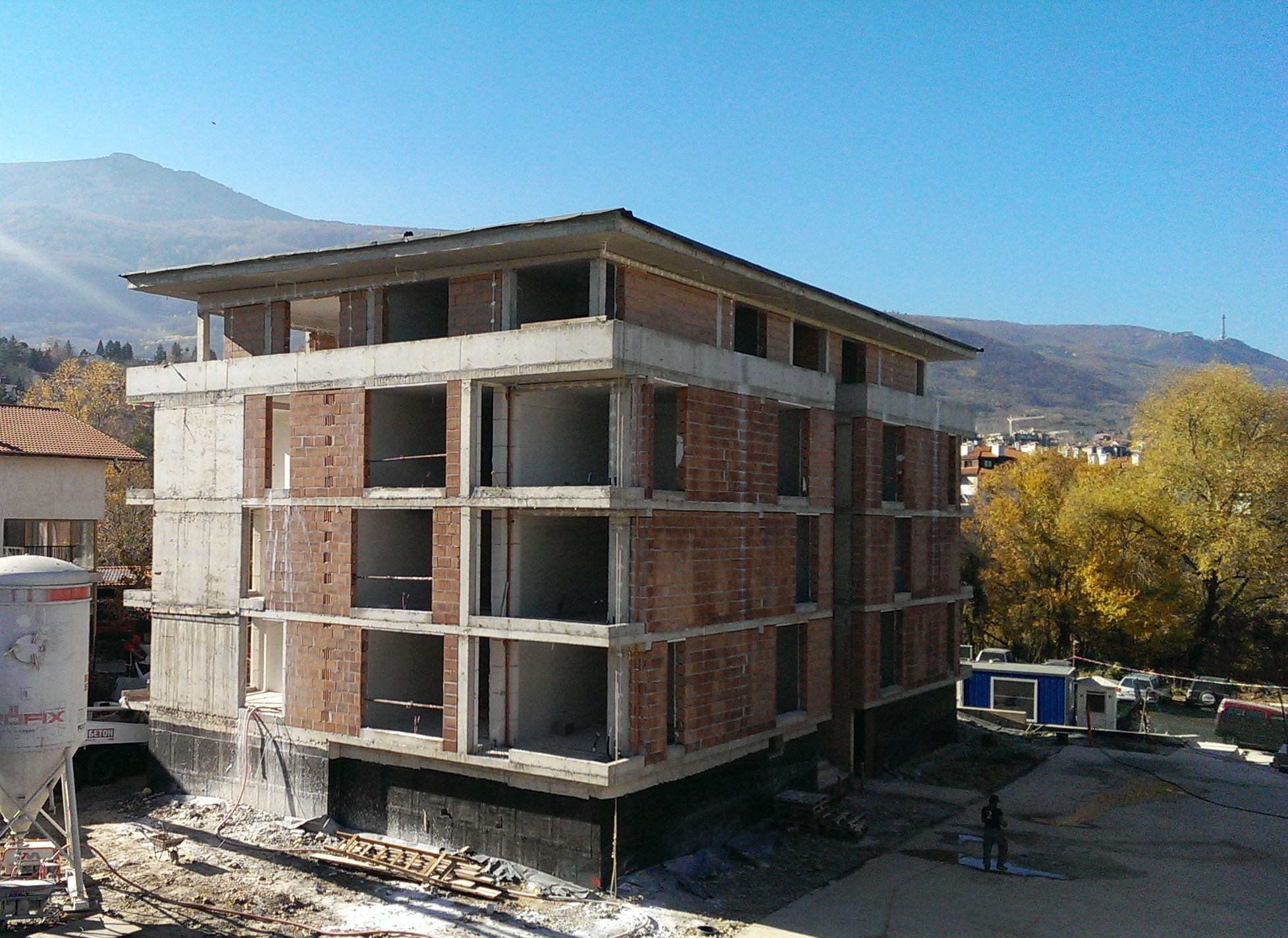 construction 12.11.2015.  Building 5
