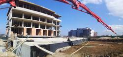 construction  26.03.2015. Building 1