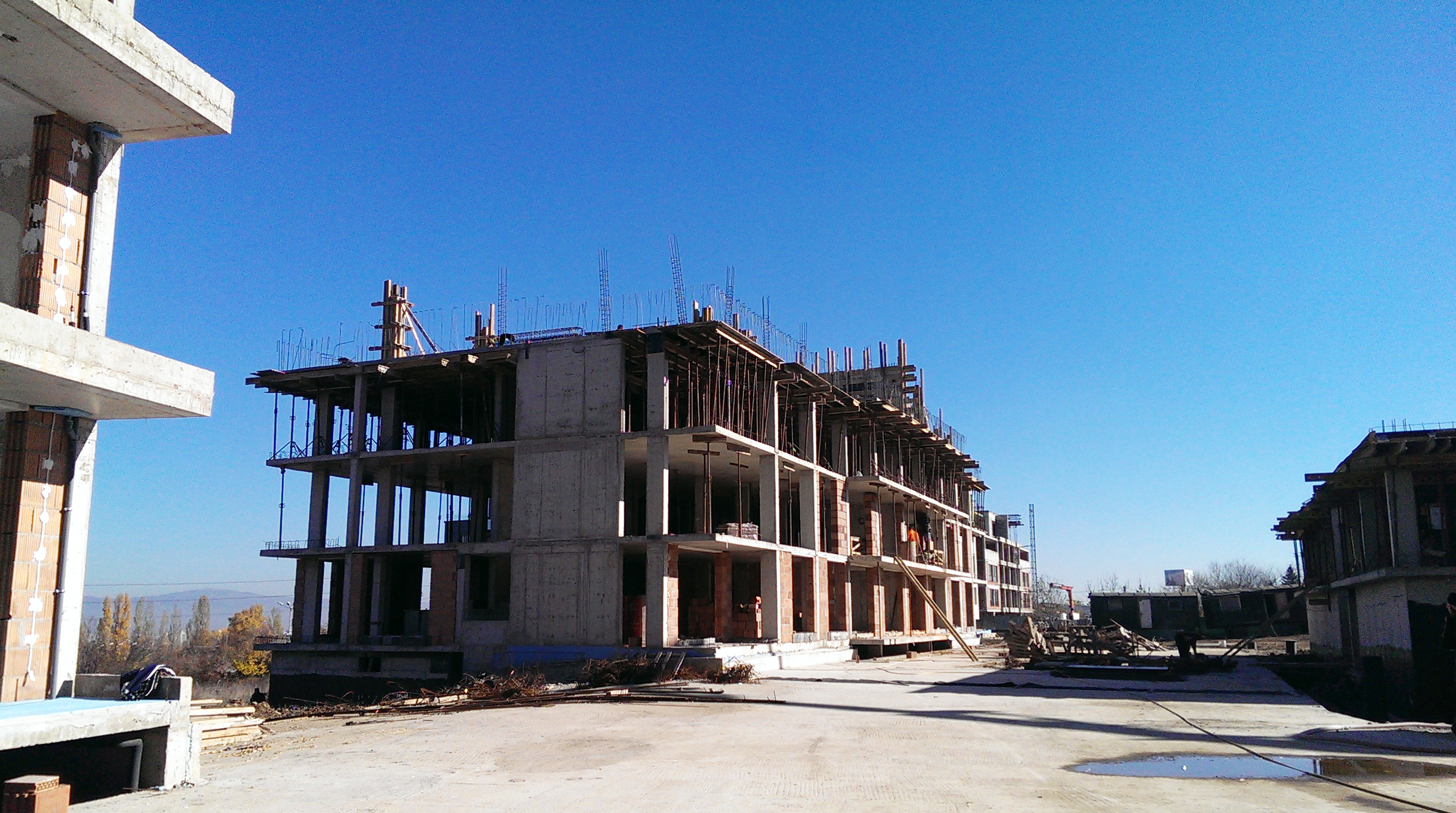construction 12.11.2015.  Building 2