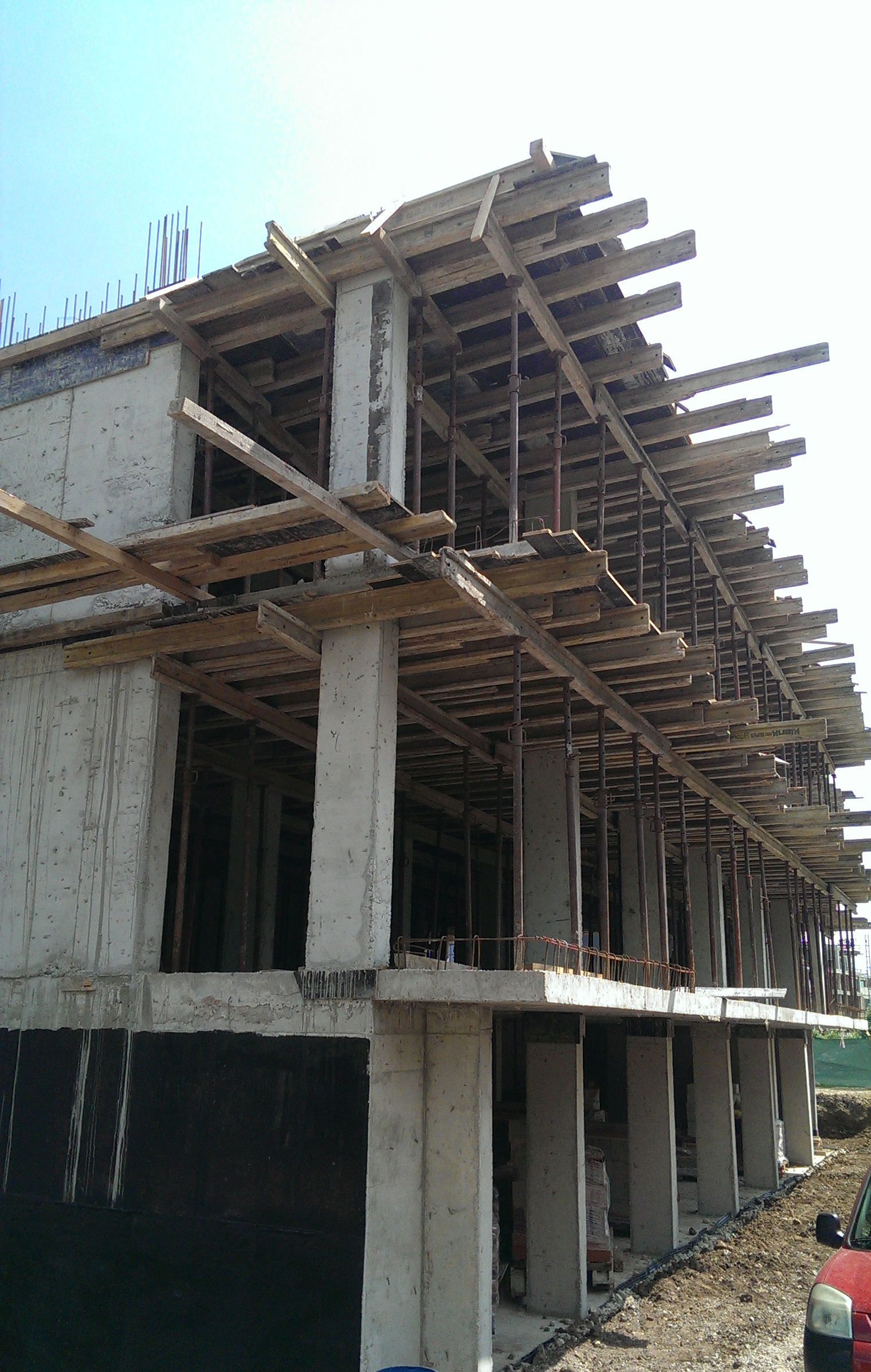 construction  23.05.2015. Building 5