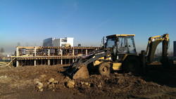 construction  16.01.2015. Building 1