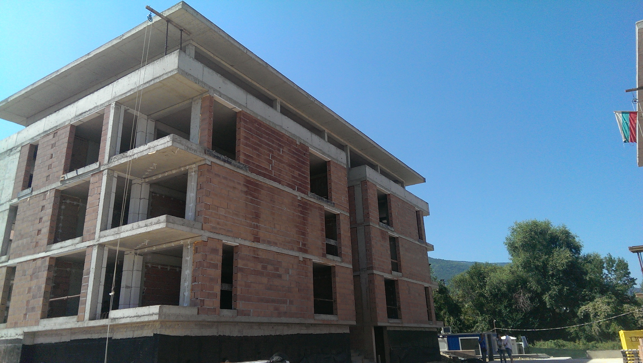 construction  03.07.2015. Building 5
