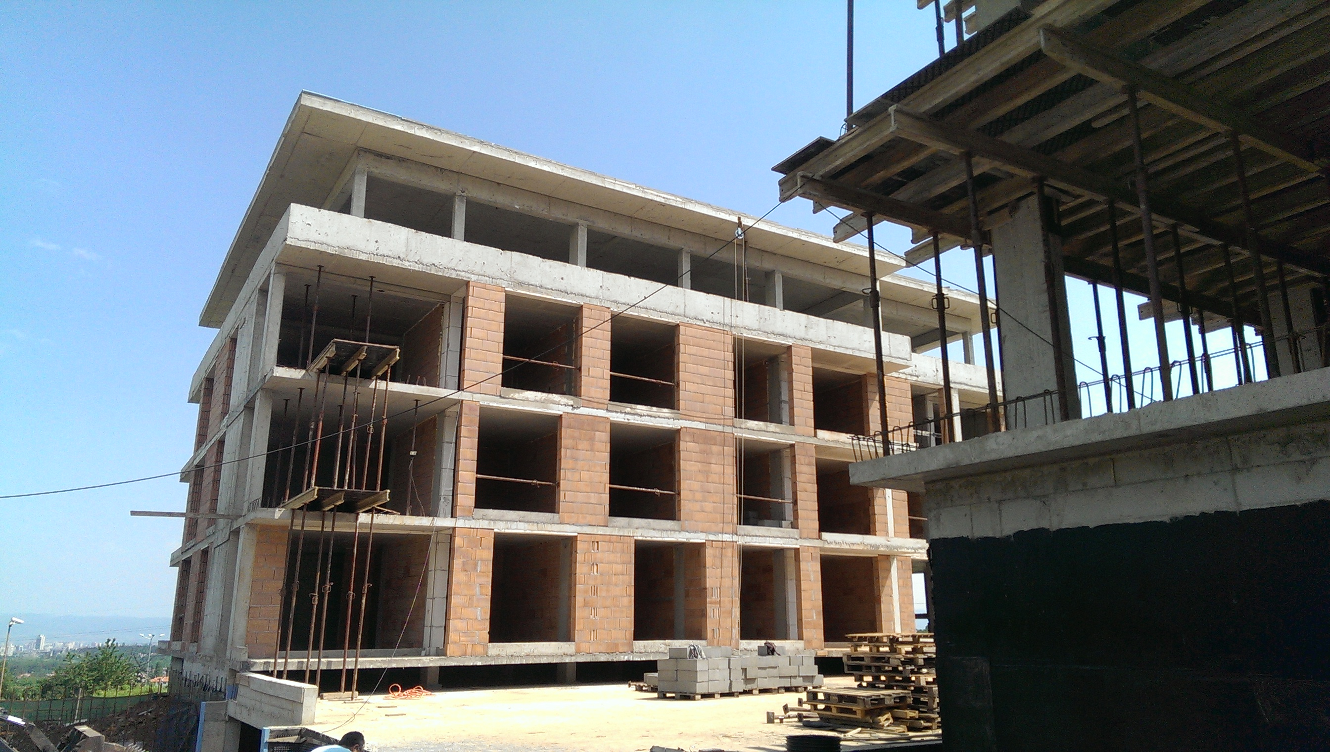 construction 23.05.2015 Building 5