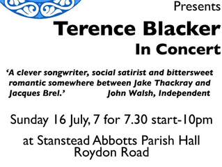 Stanstead Abbotts Ceilidh Society Concert