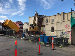 Heritage Listed Demolition