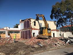 Partial Demolition