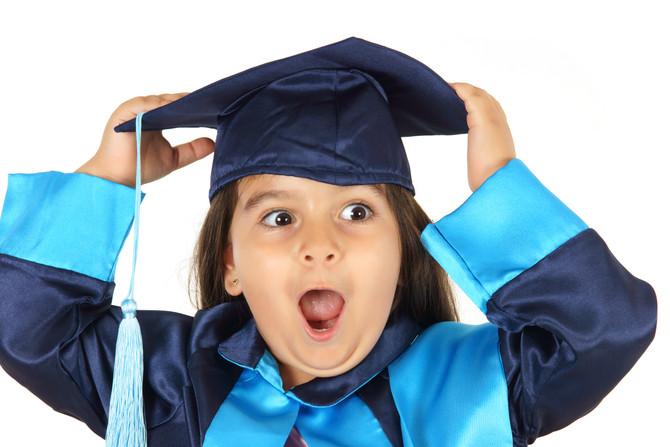 Kindergarten Graduation Isn't a Thing