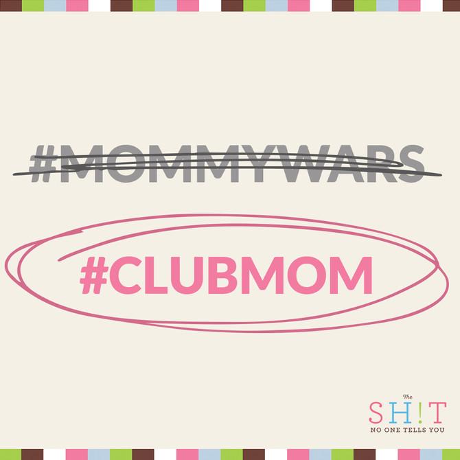 #ClubMom