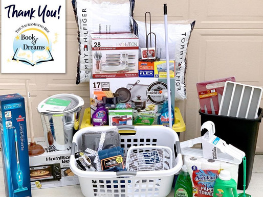 15 Apartment Kits for Foster Kids