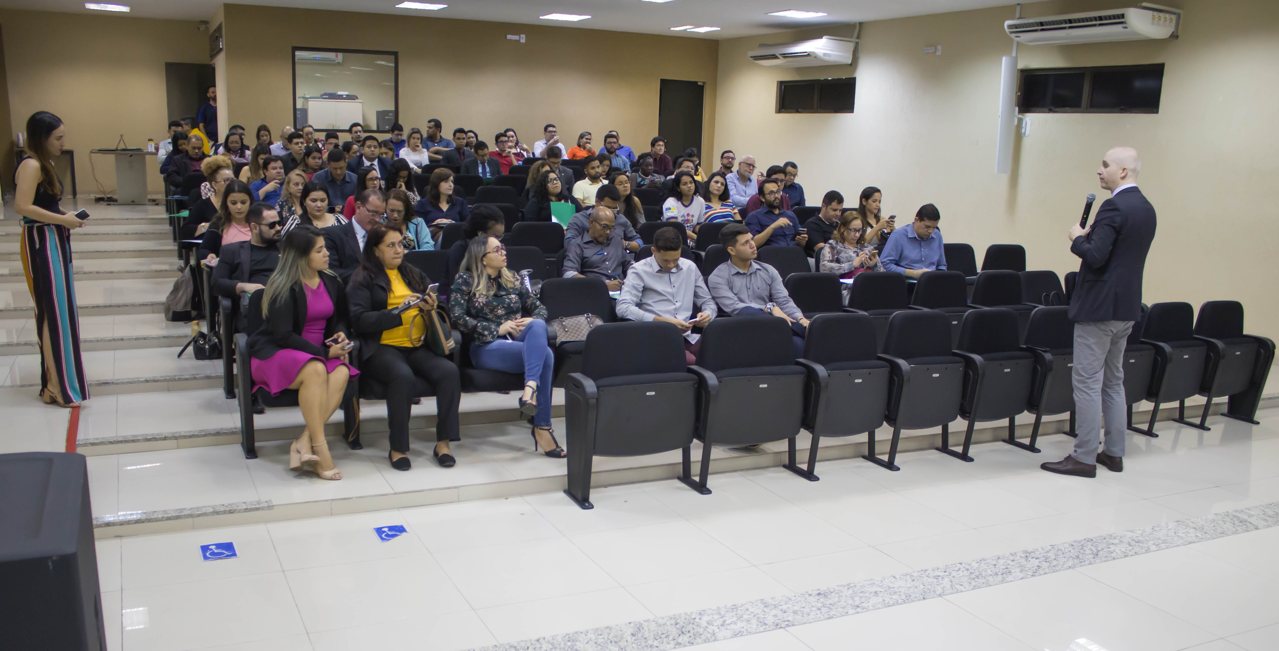 Seminário de Judicialização da Saúde